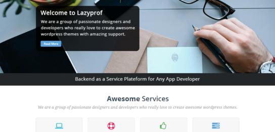 LazyProf