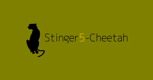 Stinger5 Cheetah