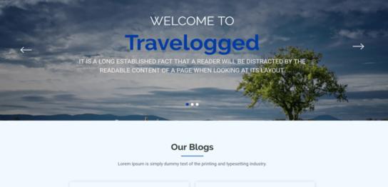 Travelogged