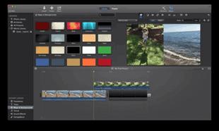 iMovieのイメージ